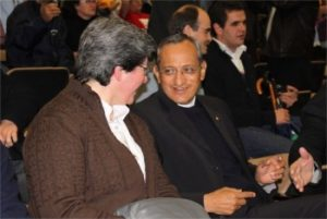 Peregrinação da Família Salesiana - um peregrino especial